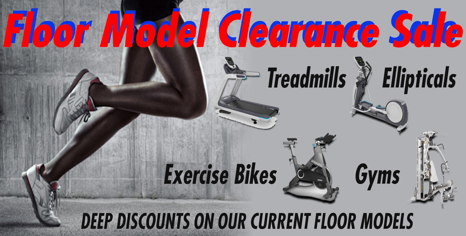 Welcome to fitness market premier exercise equipment showroom