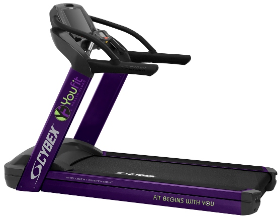 Cybex 625T Treadmill Commercial Grade - Custom Color