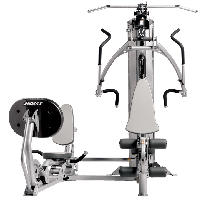 Hoist v select home gym fitness market