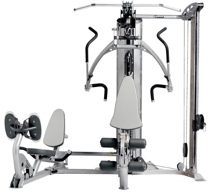 Hoist Gym H210: Hoist V2 Home Gym Review