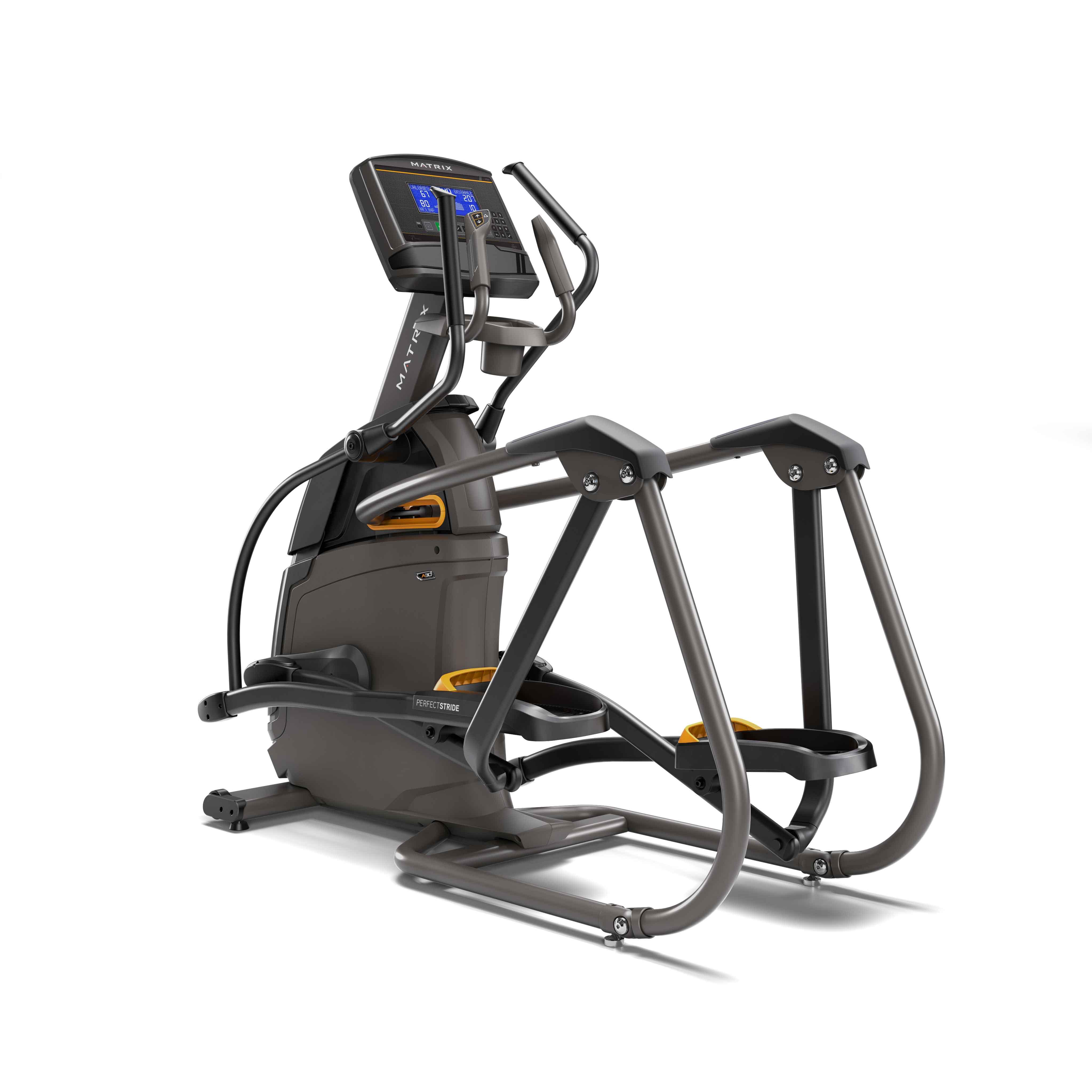 Fitness Equipment Industry Statistics: Matrix A30 XR Ascent Trainer Elliptical