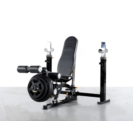 Powertec Workbench Olympic Bench Wb Ob15 Available From