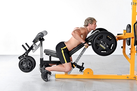 bench powertec equipment weight home hero gym fitness exercise