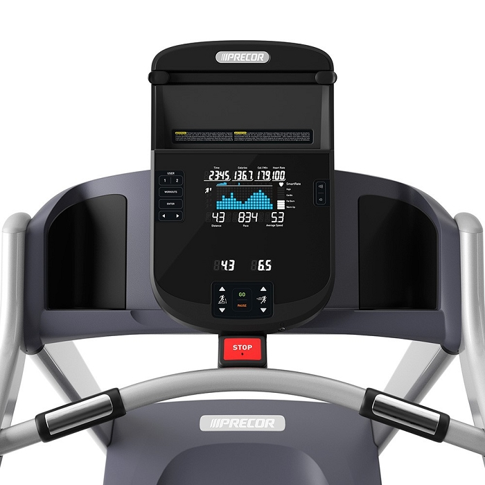 Precor Trm 223 Treadmill Energy Series From Fitness
