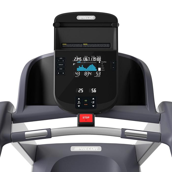 Precor TRM 40 Treadmill Precision Series From Fitness Market Simple Acrylic Magazine Holder For Treadmill
