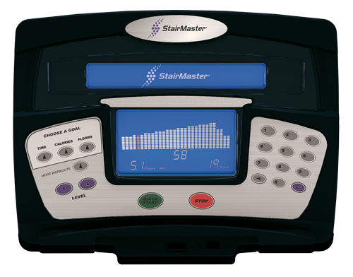 Stairmaster Freeclimber Stairclimber Stepper With D1