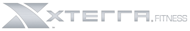 Xterra Fitness Equipment Logo for Fitness Market