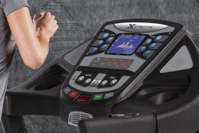 Xterra Tr3 0 Treadmil Trail Racer Treadmill From