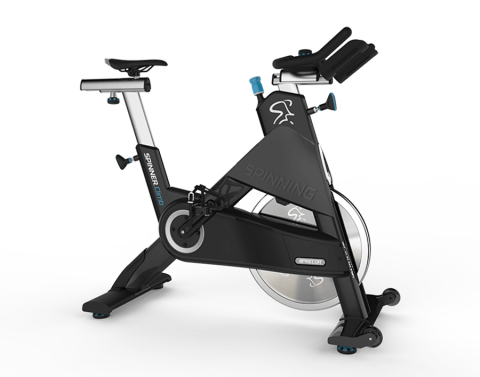 Precor Spinner Climb with Belt Drive and Magnetic Resistance