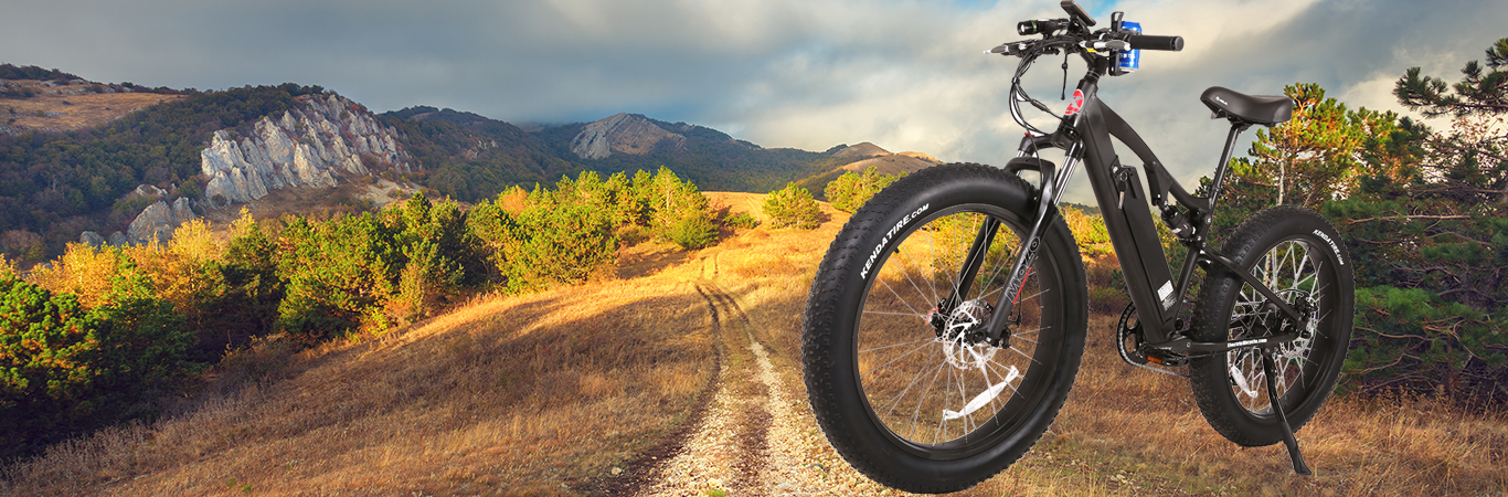 X-Treme Rocky Road Fat Tire Electric Bike