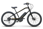 IZip E3 Zuma Luxe Step-Over Electric Bike (Black)