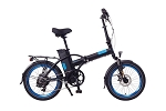 Magnum Classic II High Step FOLDING Electric Bike