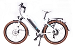 Magnum Ui5 Electric Bike - White