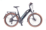 Magnum Ui5 Electric Bike - Black