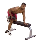 Body Solid Flat Bench GFB350 - Light Commercial