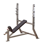 Body Solid SFB359G, Pro Clubline Olympic Incline Commercial Weight Bench