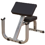 Body Solid, GPCB329, Preacher Curl Machine