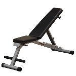 Body Solid PFID130X Flat/Incline/Decline Folding Bench