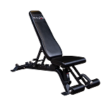 Body Solid SFID425 Full Commercial Flat/Incline/Decline Bench