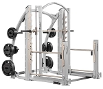Hoist Fitness CF-3754 Commercial Dual Action Smith Machine