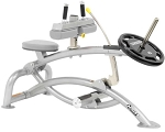 Hoist Fitness RPL-5363 Commercial Plate Loaded Seated Calf Raise