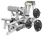 Hoist Fitness RPL-5102 Commercial Plate Loaded Biceps Curl