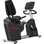Life Fitness Activate Series LifeCycle Commercial Recumbent Bike