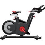 Life Fitness IC6 Commercial Indoor Cycle Exercise Bike with Console