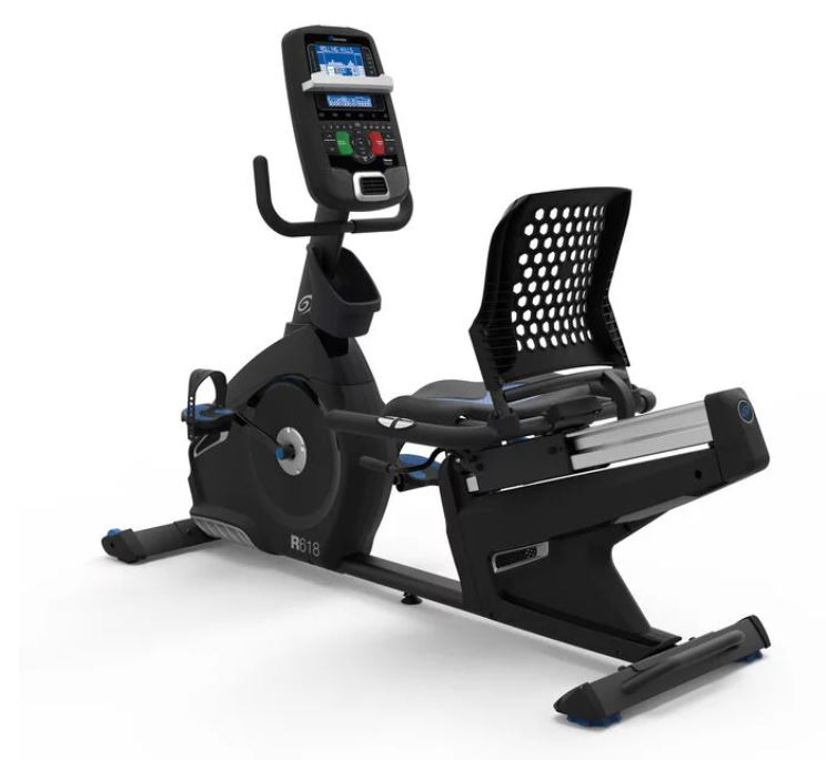 Nautilus R618 Recumbent Bike From The Fitness Market In Louisville Ky