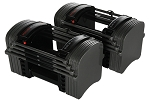 Powerblock Sport EXP Stage 1 Adjustable Dumbbell Set 5 - 50lb