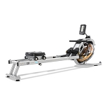 Spirit Fitness CRW800H2O Water Rower (Commercial Grade)