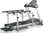 Spirit Fitness MT200 Gait Trainer Medical Treadmill