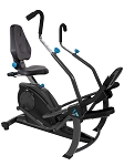 Teeter FreeStep Recumbent Full Body Trainer / Seated Stepper