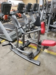 Used Matrix Commercial Plate Loaded Seated Row Machine