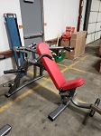 Used Matrix Commercial Plate Loaded Shoulder Press Machine