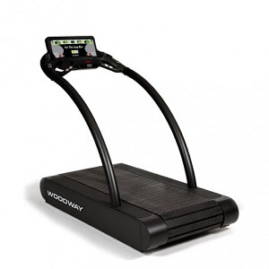 Woodway 4Front Treadmill with standard console