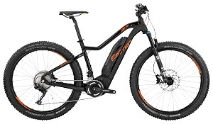 Rebel Yamaha 27.5 + PW-X Electric Bike by BH