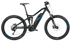 Rebel Lynx 5.5 Yamaha 27.5 + PW-X Electric Bike by BH