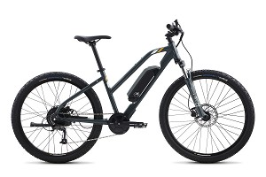 Raleigh Talus iE Low Step Electric Bike