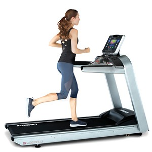Landice L8 Executive Treadmill with Lifetime Warranty