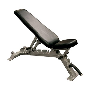 Body Solid, Pro Clubline Flat Incline, Decline Bench SFID325 - Commercial