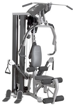 BodyCraft GLX Strength Training System