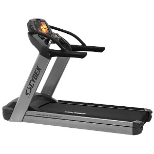 Cybex 770T E3 View Commercial Treadmill w/ Embedded Personal Entertainment Monitor