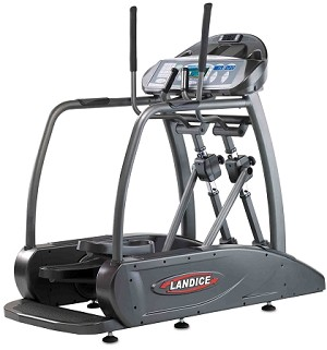 Landice E7 Executive ElliptiMilll (Elliptical Trainer) - Lifetime Warranty