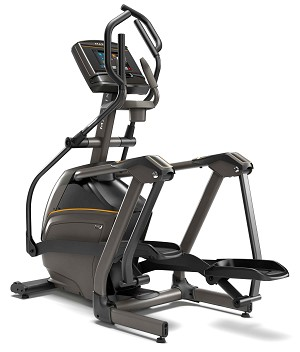 "Matrix E50 - XER Compact Elliptical Trainer - 10"" Touchscreen"