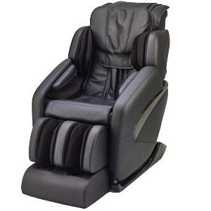 Johnson Health Tech Jin L-Track Massage Chair in Black