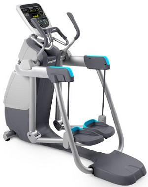 Precor AMT 835 Adaptive Motion Trainer Elliptical Machine With Open Stride