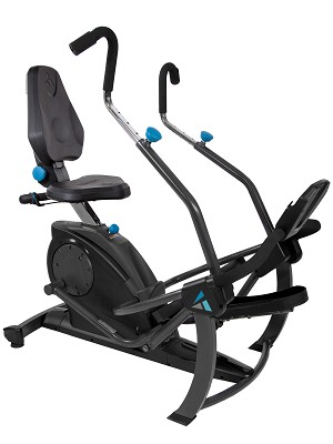 Teeter FreeStep Recumbent/Seated Total Body Trainer
