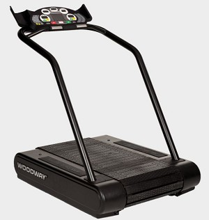 Woodway Path Treadmill (With Personal Trainer Display)